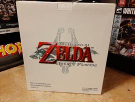 Gouden Link on Epona Beeld Super Zeldzaam compleet in doos nr 1687 (Nintendo nieuw)