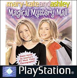 Mary-Kate and Ashley Magical Mystery Mall zonder boekje (ps1 tweedehands game)