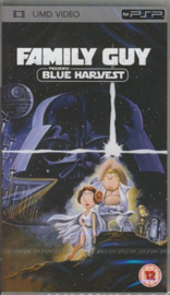Family Guy Blue Harvest (psp tweedehands film)