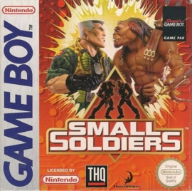 Small Soldiers losse cassette (Gameboy tweedehands game)