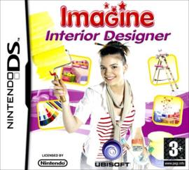 Imagine Interior Designer zonder boekje (Nintendo DS tweedehands game)