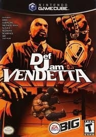 Def Jam Vendetta zonder boekje (gamecube used game)