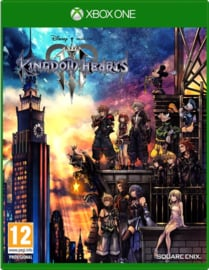 Kingdom Hearts III (Xbox One Nieuw)