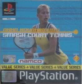 Anna Kournikovas Smash Court Tennis Value series (PS1 tweedehands game)