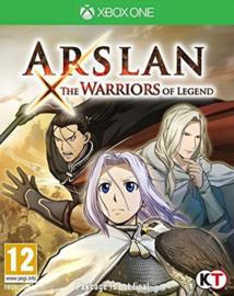 Arslan The Warriors of Legend (xbox one nieuw)