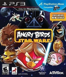 Angry Birds Star Wars zonder boekje en cover  (PS3 tweedehands game)