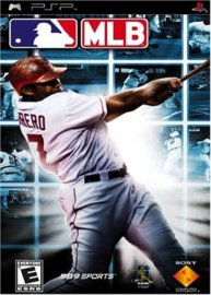 MLB (psp used game)