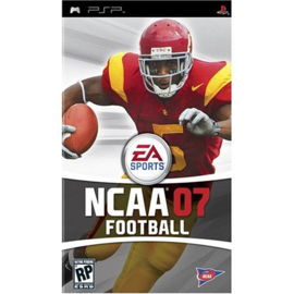 NCAA 07 Football (psp tweedehands game)