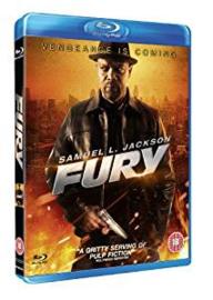 Fury  (Blu-ray film nieuw)