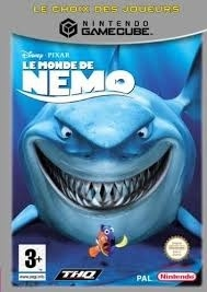 Disney's Finding Nemo players's choice (gamecube tweedehands game)