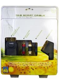 RGB Scart AV Kabel (nieuw)