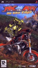 MX vs ATV on the Edge (psp used game)