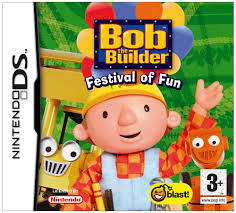 Bob the Builder Festival of Fun (DS tweedehands game)