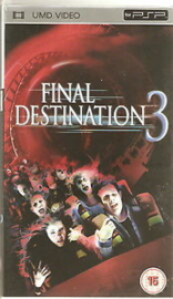 Final Destination 3 (psp tweedehands film)