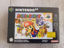 Mario Party (Nintendo 64 tweedehands game)