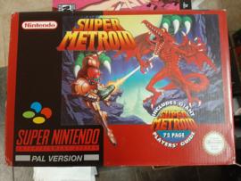 Super Metroid Big Box Edition (SNES tweedehands game)