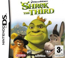 Shrek the Third (Nintendo DS used game)