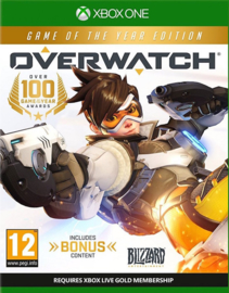 Overwatch Game of the Year Edition (Xbox One nieuw)