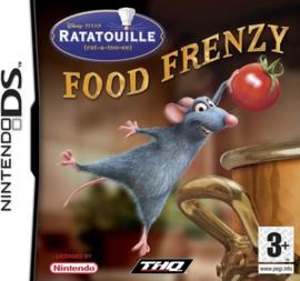 Ratatouille Food Frenzy (Nintendo DS used game)