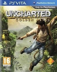 Uncharted Golden Abyss (PS Vita tweedehands game)