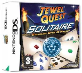 Jewel Quest Solitaire with a Twist (Nintendo DS Nieuw)