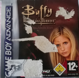 Buffy Im Bann der Dämonen (duits)(Gameboy Advance tweedehands game)