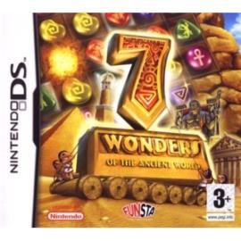 7 Wonders of the Ancient World (Nintendo DS tweedehands game)