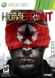 Homefront (xbox 360 used game)
