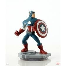 Captain America (Disney infinity tweedehands)