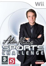 Alan Hansens Sports Challenge (wii tweedehands game)