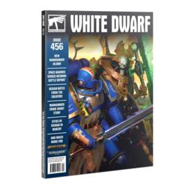 White Dwarf Issue 456 - September 2020 (Warhammer nieuw)