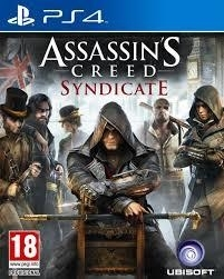 Assassin's Creed Syndicate  Charing Cross Edition (ps4 nieuw)