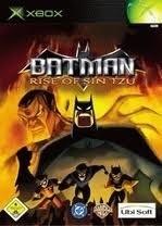 Batman Rise of Sin Tzu zonder boekje  (xbox used game)
