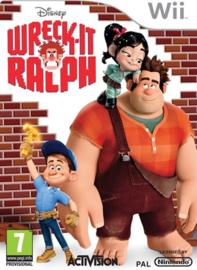 Disney Wreck-it Ralph zonder boekje (wii used game)