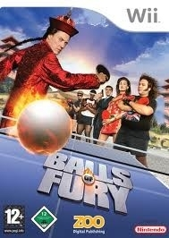 Balls of Fury (wii used game)