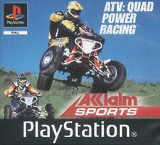 ATV Quad Power Racing (ps1 tweedehands game)