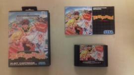 Talmit's Adventure (Sega Mega Drive tweedehands game)