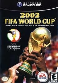 2002 fifa world cup (Nintendo Gamecube tweedehands game)