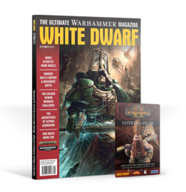 White Dwarf September 2019 Magazine  (Warhammer Nieuw)
