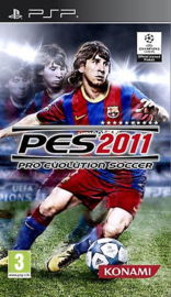 PES 2011 Pro Evolution Soccer 2011 (psp used game)