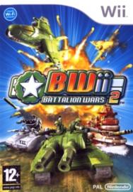Battalion Wars 2 (Wii nieuw)