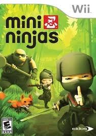Mini Ninjas (Nintendo Wii tweedehands game)