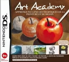 Art Academy (Nintendo DS tweedehands game)