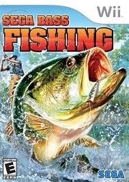 Sega Bass Fishing zonder boekje (wii used game)