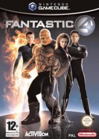Fantastic 4 zonder boekje (GameCube Used Game)