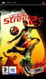 Fifa Street 2 (PSP tweedehands game)