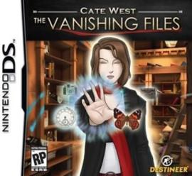 Cate West The Vanishing Files (Nintendo DS nieuw)