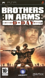 Brothers in Arms D-Day (psp tweedehands game)