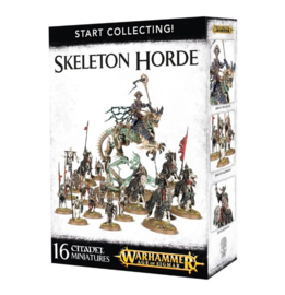 Start Collecting Skeleton Horde (Warhammer Age of Sigmar nieuw)