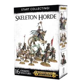 Start Collecting Skeleton Horde (Warhammer Age of Sigmar nieuw)